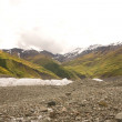 Stock Photo: Wrangell-St. Elias