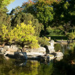 Japanese Friendship Garden - Stock Photo