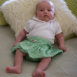 Baby Maya — Stock Photo #1070463