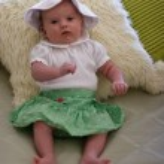 Baby Maya — Stock Photo #1070477