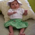 Baby Maya — Stock Photo #1070486