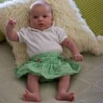 Baby Maya — Stock Photo #1070489