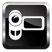Media vector icon — Stock Vector