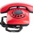 Royalty-Free Stock Photo: Red telephone
