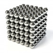 Stock Photo: Steel balls