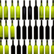 Some bottles of wine — Stock Photo #1022398
