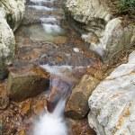 řeka — Stock fotografie