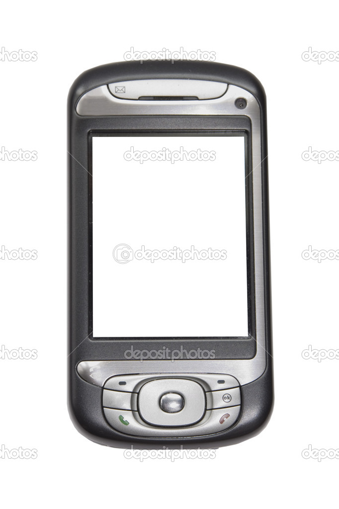 Image of a pda technology device  Stock Photo #1117071