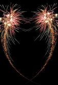 Celebration firework — Stock Photo