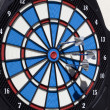 Royalty-Free Stock Photo: Bullseye success