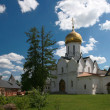 Savvino-Storozhevsky monastery — Stock Photo