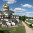 Stock Photo: New Jerusalem monastery.