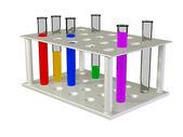 Test tubes — Stock Photo