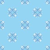Seamless Wallpaper Tile — Stock Vector
