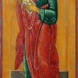 Stock Photo: Icon of Apostle Paul (Pavel)