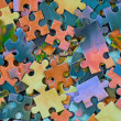 Royalty-Free Stock Photo: Jigsaw puzzle