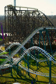 Roller coaster — Stockfoto