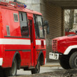 Fire engines — Stock Photo #1043566