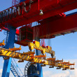 Stock Photo: Goliath crane