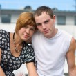 Teens couple — Stock Photo #1127997