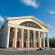 Big drama theatre in Petrozavodsk city — Foto de Stock