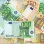 Euro cash — Stock Photo