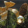 Christmas tree closeup — Stock Photo #1128068