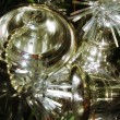 Christmas bells closeup — Stock Photo