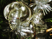 Noël cloches closeup — Photo