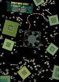 Procesory — Zdjęcie stockowe