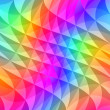 Prism squares pattern - Stock Photo