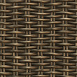 Stock Photo: Wicker work pattern