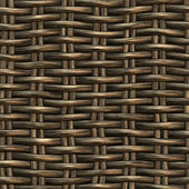 Wicker work pattern — Stock Photo