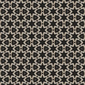 Metal victorian star pattern — Stock Photo