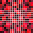 Royalty-Free Stock Photo: Red squares pattern