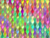 Colorful garland pattern — Stock Photo
