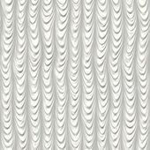 White drapery pattern — Stock Photo