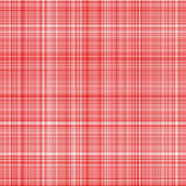 Red tartan cloth — Stock Photo