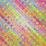 Colorful sketch blocks pattern — Stock Photo