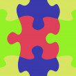 Square jigsaw pattern — Stock Photo #1159292