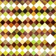 Royalty-Free Stock Photo: Dirty color checks pattern