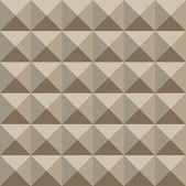 Sepia geometric pattern — Stock Photo