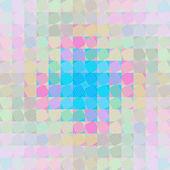 Vibrant block shapes — Stock Photo