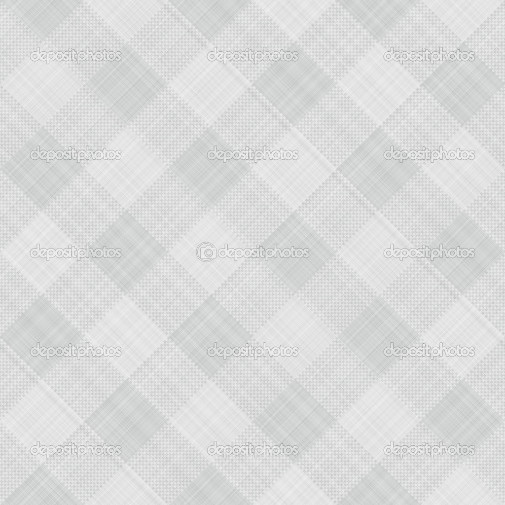 Seamless texture of grey and white blocked tartan cloth — Stock Photo #1157969