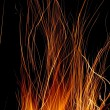 Fire sparks — Stock Photo #1066147