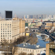 Panorama of Moscow - Stock Photo