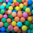 Colored balls - Stock Photo