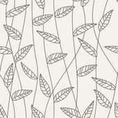 Floral seamless pattern — Vecteur