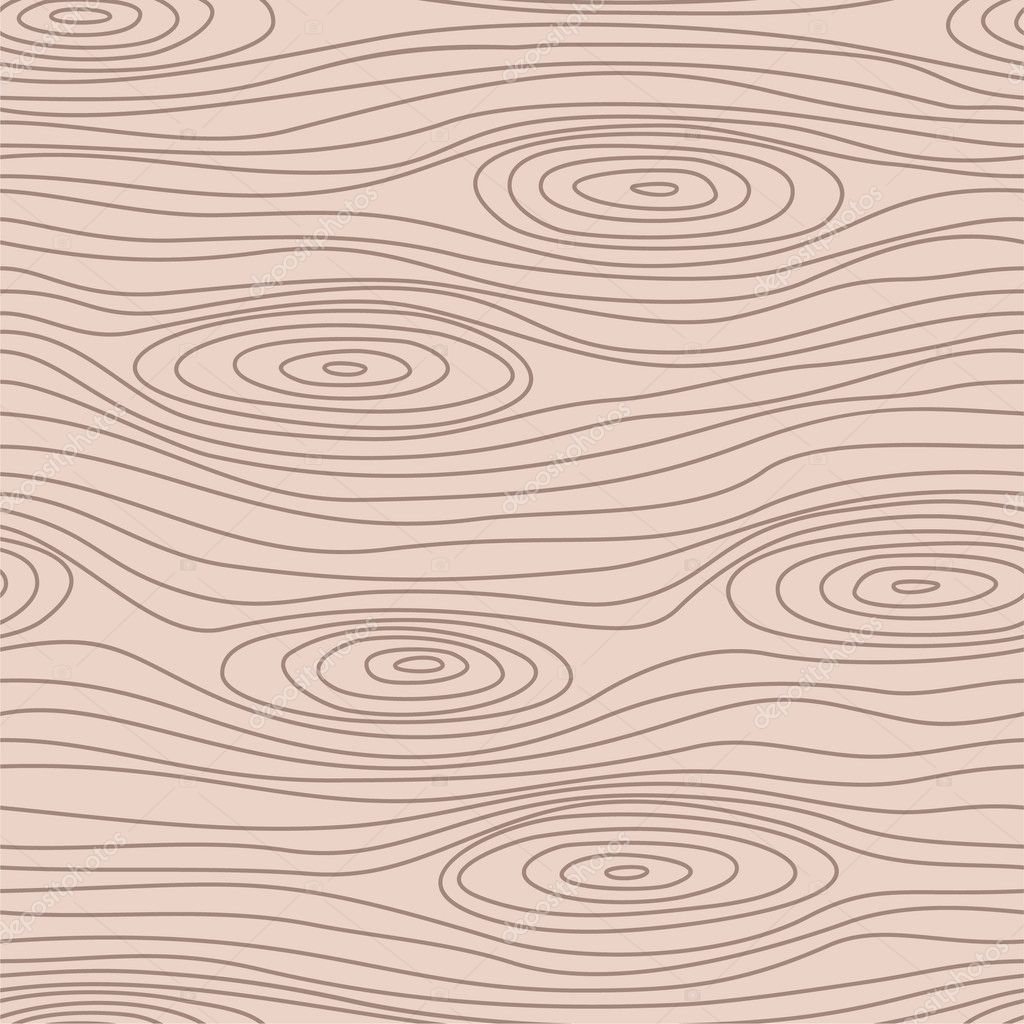 Wooden seamless pattern. Vector — Stock Vector #1051308