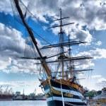 Sailing ship — Stock Photo #1023375